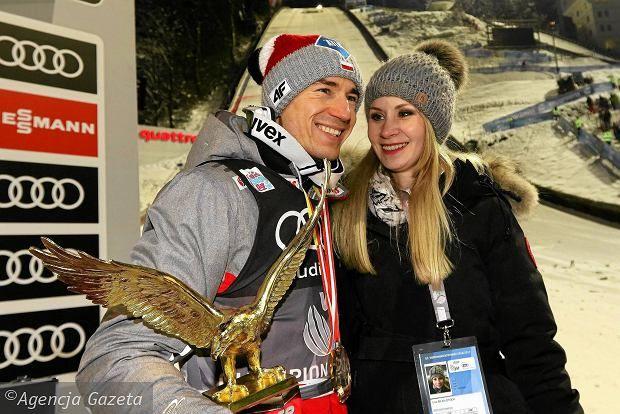 Skoki narciarskie. Austriackie media: Kamil Stoch nowym królem przestworzy