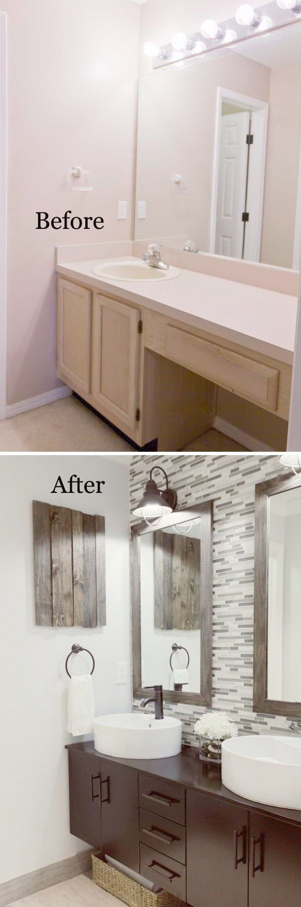 Bathroom Decor Art despite Small Bathroom Renovation Cape ...