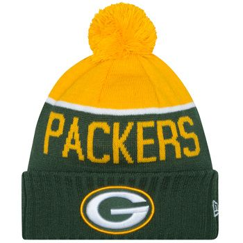 Green Bay Packers Official Sideline Sport Knit Hat at the Packers Pro Shop http://www.packersproshop.com/sku/4301510212/