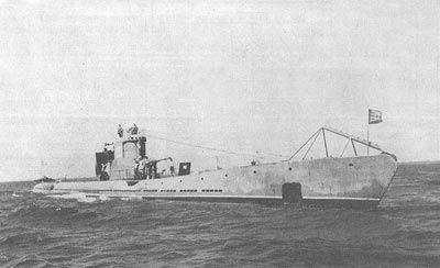 Soviet submarine