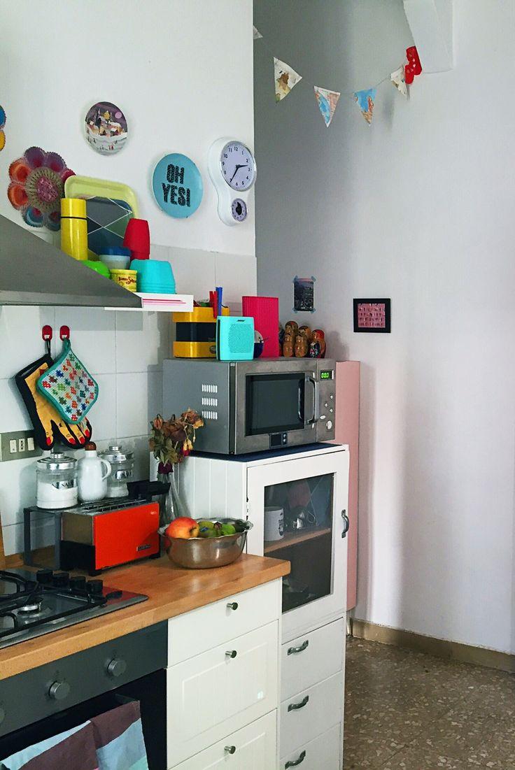 Restyle of my kitchen #hacks #kitchenupdate #kitchen #ikea #ikeafamilylife