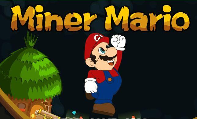 Minijuego de Mario donde ahora es un minero capturando piedras preciosas como diamantes :) ayudarlo en esta nueva aventura que cada nivel se ara mas difícil.