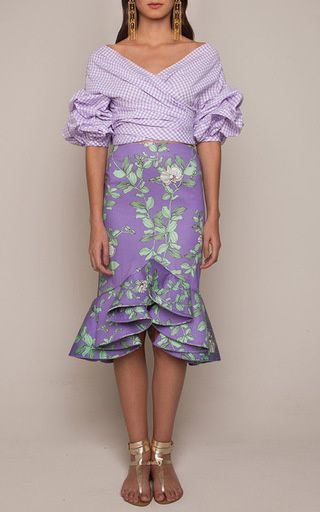 Rosemary Top by Johanna Ortiz for Preorder on Moda Operandi