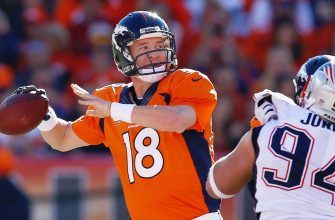 Sports | Hendersonville Online - Manning's monster day leads Broncos to the Super Bowl