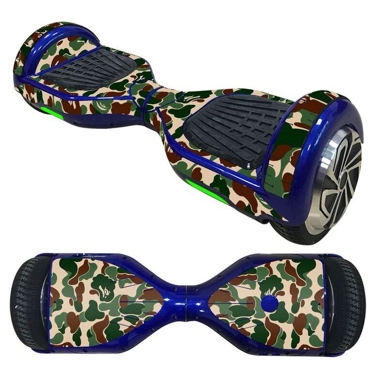 Army Jacket overboard hoverboard 6.5 inch decal skin Self Balancing Scooter