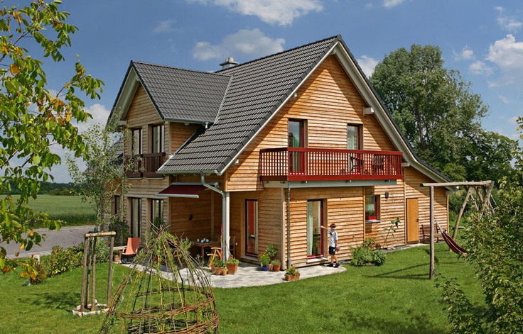 Holzfertighaus von KEITEL Keitel haus, Anbau haus, Haus