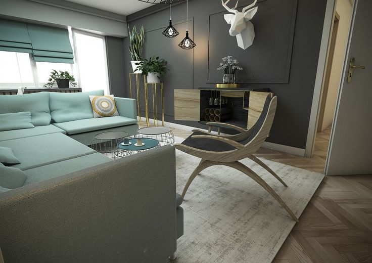 Small Living Room Great Ideas for Small Spaces, Residential Interior