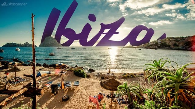 24 hour journey on the Spanish party island - Ibiza, famous for its great  weather, fantastic beaches and of course nightlife. Find out more: http://skyscan.it/6006BG70n