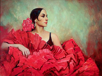 82 best images about paintings on pinterest mexican art for Oil painting templates