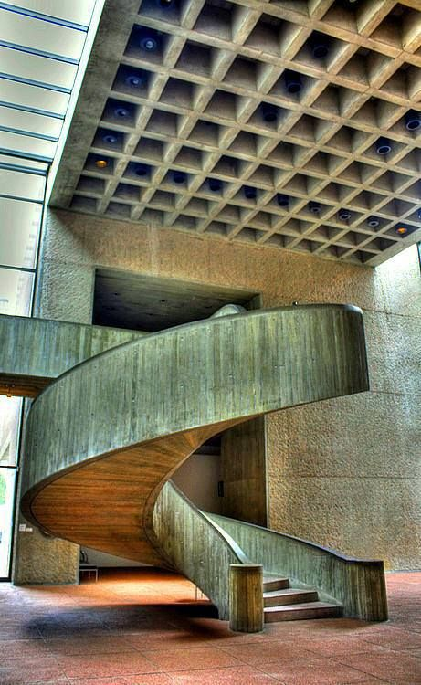 Everson Museum of Art in Syracuse – I.M. Pei, 1965