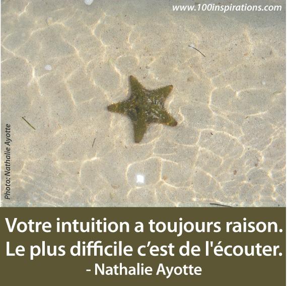 Citations inspirantes - 100 inspirations