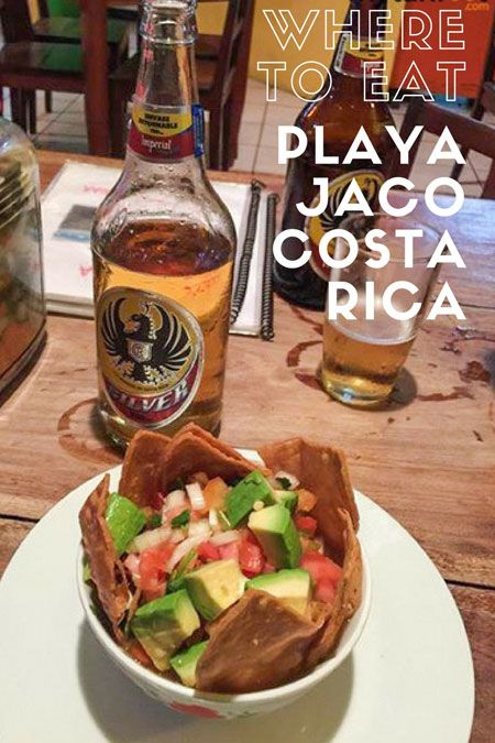 Visiting Playa Jaco in Costa Rica? Find out what our favorite restaurants are via @mytanfeet