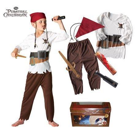 #Cofre #Piratas del Caribe 4 Perfecto para tus fiestas, mercadisfraces tú #tienda de #disfraces #online