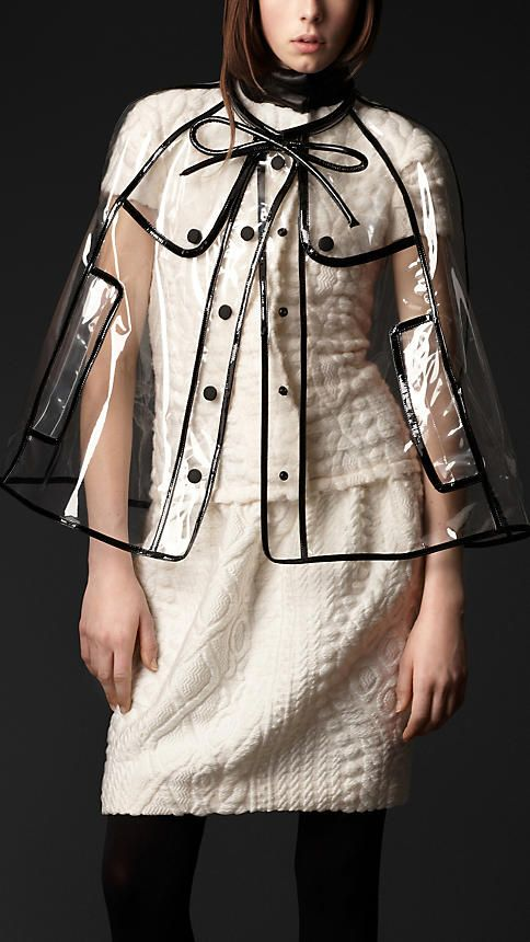 whimsically keeping you dry - Burberry