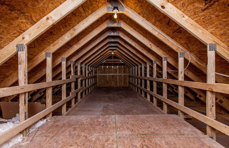 attic redo ideas - Creating Practical Home Storage Solutions
