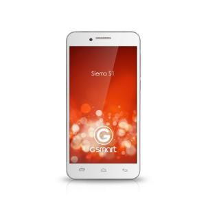 Gigabyte GSmart Sierra S1 Android okostelefon, QuadCore, DualSIM