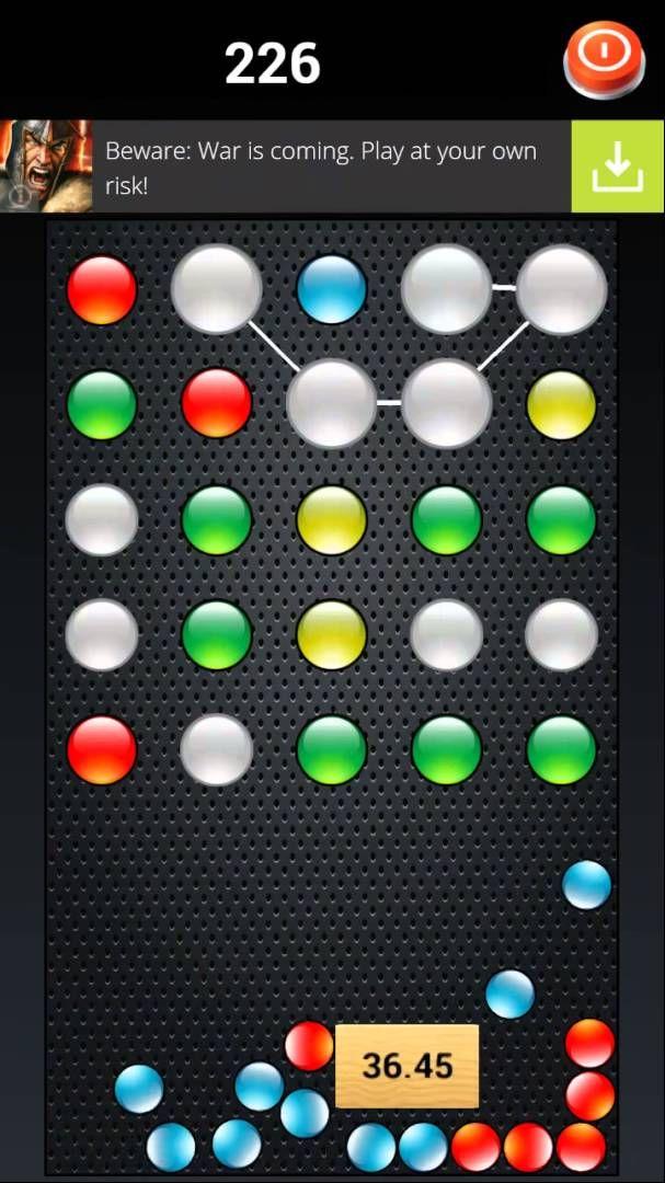 Dots saga - android puzzle game