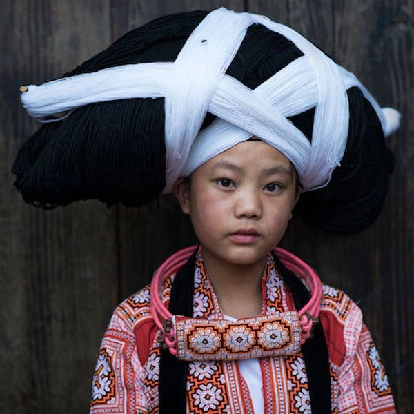Powerful portraits of Indigenous tribes from around the