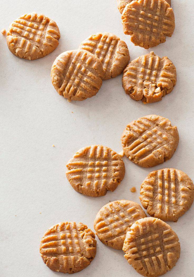 Chewy Honey Roasted Peanut Butter Cookies -- Honey-roasted peanuts and honey give these peanut butter cookies a gloriously distinctive flavor. Prepare to wow the crowd with this dessert recipe at the potluck party!