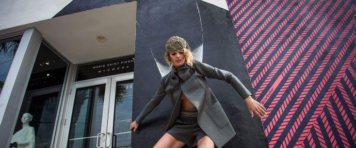 Marie Saint Pierre X Céline D'Hont : La boutique