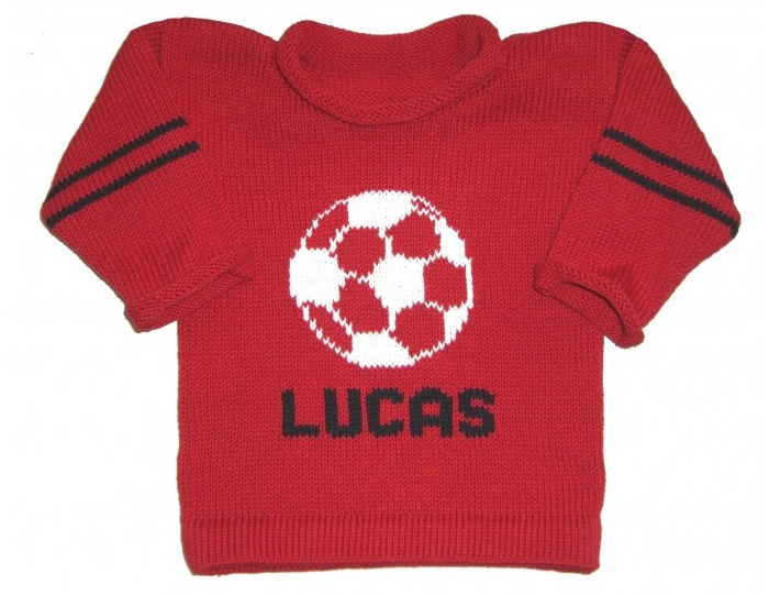 16 best sport themed baby gifts images on pinterest baby personalized soccer pullover baby giftssoccerpulloverfutbolfootball european negle Images