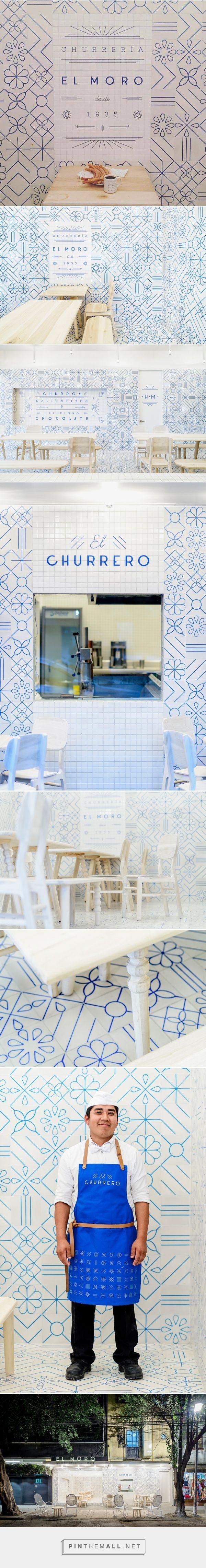 Cadena y Asociados invade la churrería 'El Moro' | Domestika
