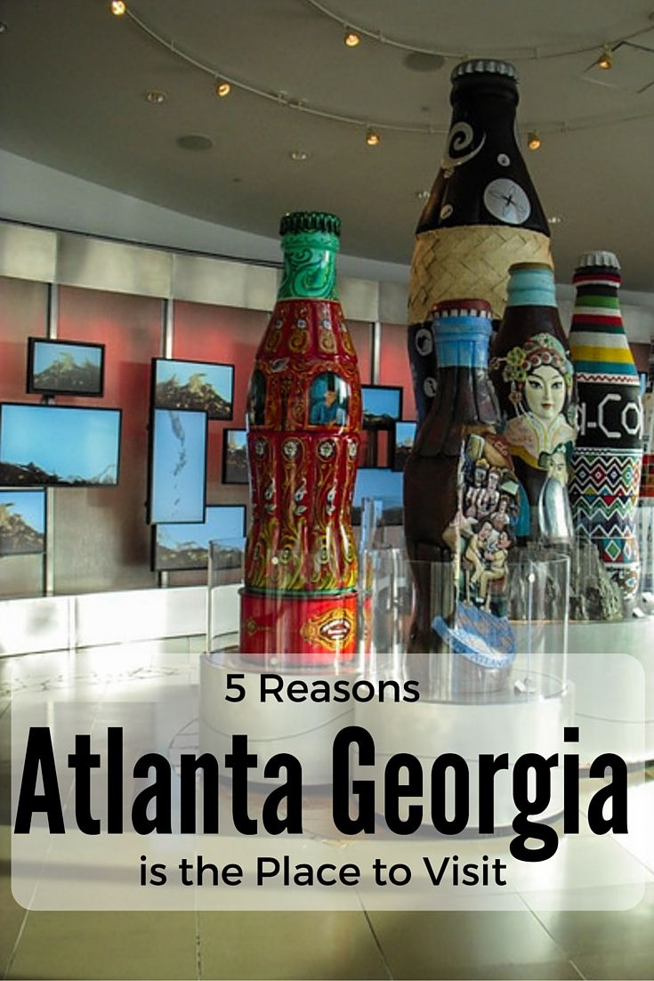 If you have taken some time to visit Georgia, you will know that there is a lot to explore, whether you are interested in heading to the World of Coke in Atlanta or perhaps you have been fortunate to get the elusive Masters tickets at the highly sought after Augusta National.