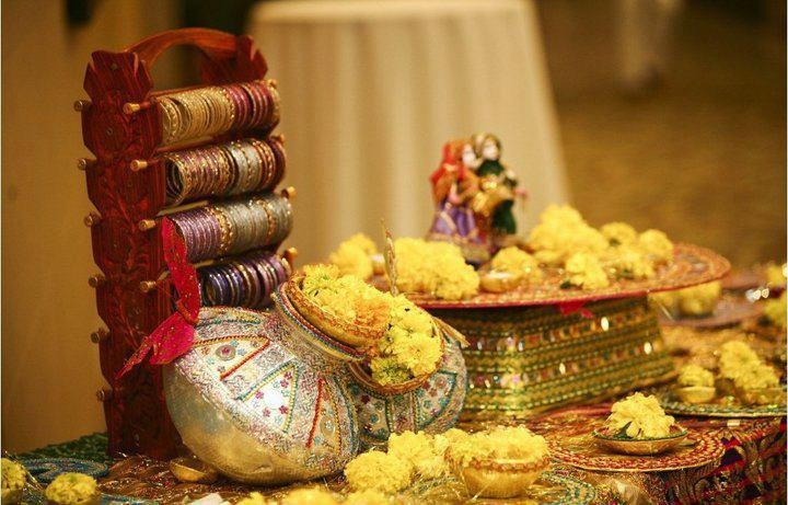 Mehndi Thaal 2018 : Best images about mehndi thaals on pinterest wedding