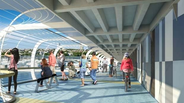 #SkyPath, providing walk/cycle access on #Auckland Harbour Bridge, approved. http://www.stuff.co.nz/auckland/69928915/auckland-harbour-bridge-skypath-approved … via @NZStuff