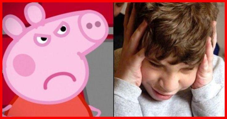 Des psychologues avertissent les Parents : « Ne laissez pas vos enfants regarder PEPPA PIG » ! Voici pourquoi …
