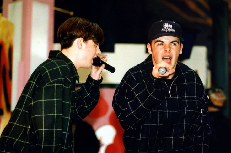 """""""Let's Get Ready to Rhumble"""" is a 1994 song by   Ant & Dec, who  were known as PJ & Duncan. The song was released in the United Kingdom on 11 July 1994."""