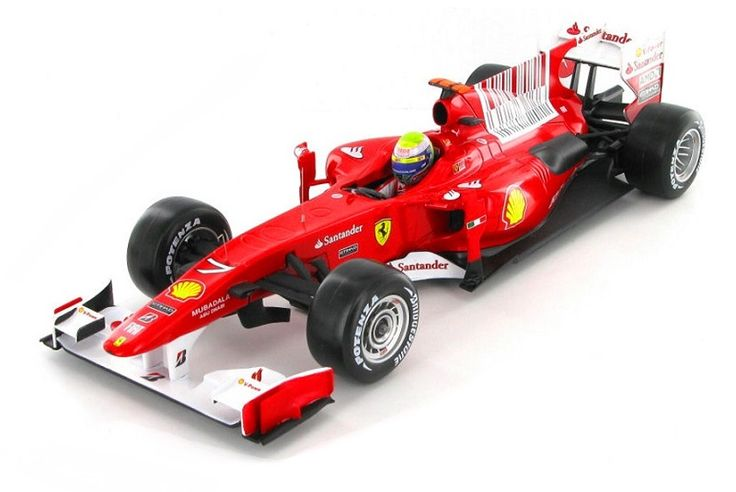 Радиоуправляемая модель спортивного автомобиля Ferrari Enzo красного цвета.  http://hobbystart.ru/item.php?id=40751