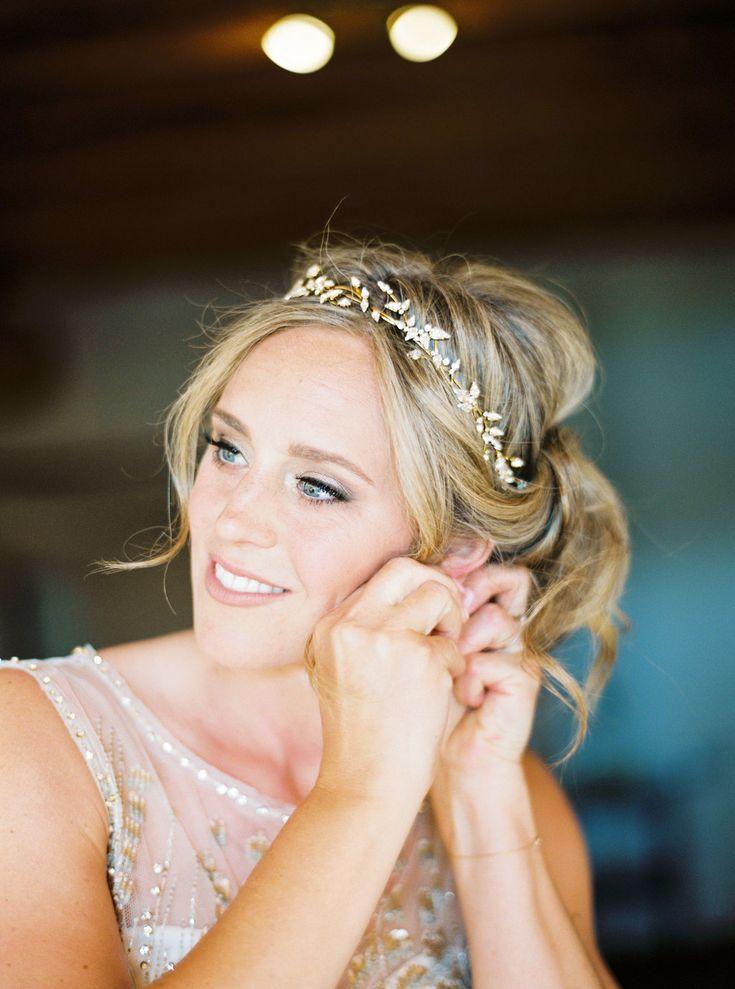 Photography: http://analuiphotography.com | Wedding dress: http://www.jennypackham.com/ | Hair + makeup: http://smackibiza.com/ | Read More: https://www.stylemepretty.com/2016/07/28/clifftop-ibiza-spain-destination-wedding/ Hair ://www.eliamartine.com
