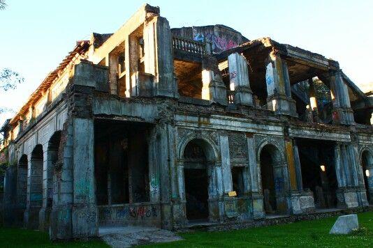 Ex Teatro Concepción Chile (otro angulo)