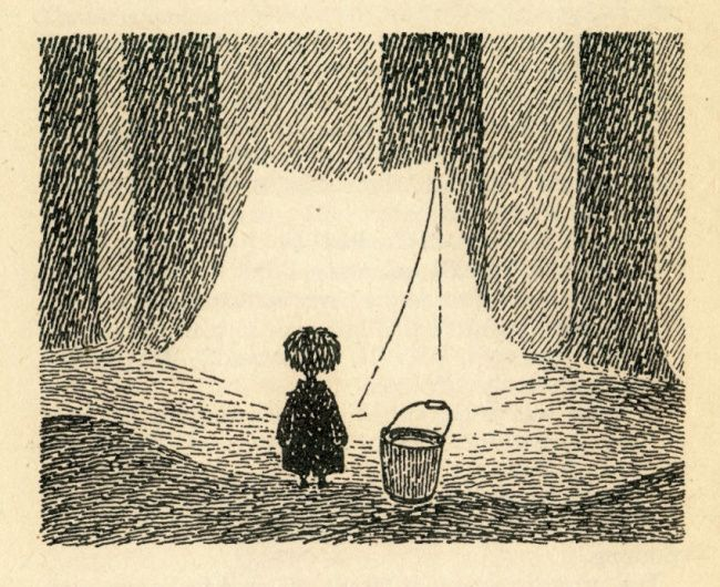"""Moominvalley in November"" by Tove Jansson"