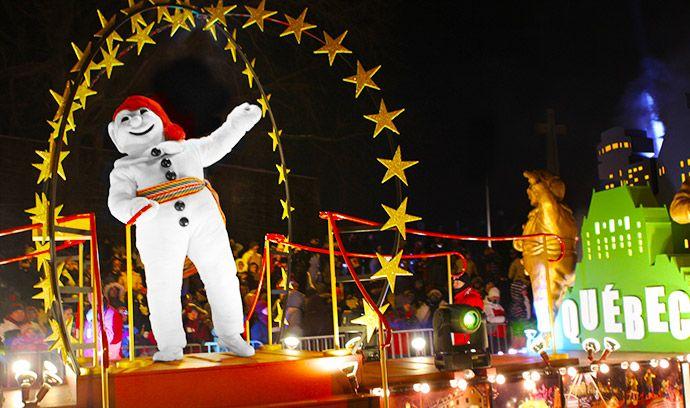 Quebec Winter Carnaval