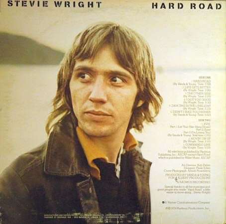 Stevie Wright - on the roof of the Victoria Park Pool