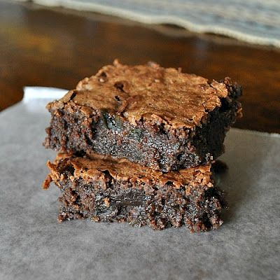 Candied Jalapeno Brownies