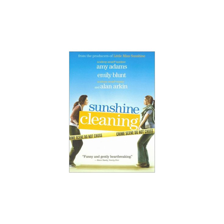 Sunshine Cleaning (dvd_video)