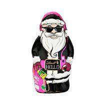 X-Mas Santa #christmas #chocolate #santaclaus