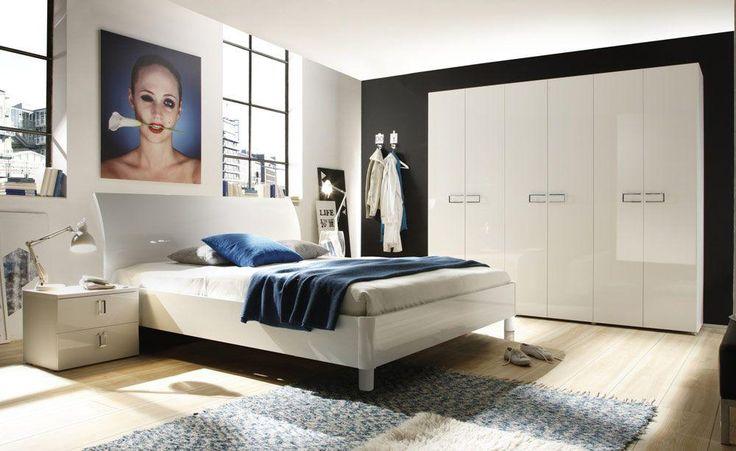 Ponad 25 najlepszych pomysłów na Pintereście na temat tablicy Białe Sypialnie  Biała sypialnia