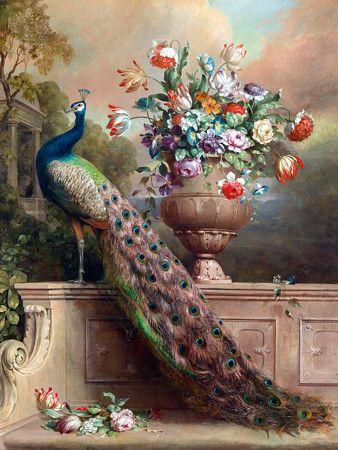 Peacock Terrace  http://www.vintagevenus.com.au/products/vintage_poster_print-gd104