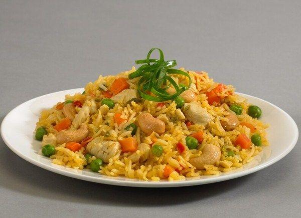 prepara un arroz con pollo #fitness ¡te encantará!
