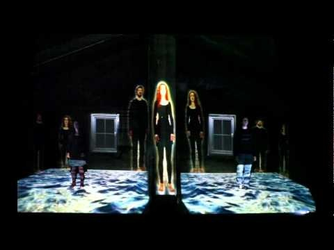 THE GOD ? (AUDIO VISUAL INSTALLATION-LIVE PERFORMANCE) dipart festival