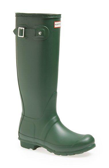 Hunter 'Original Tall' Rain Boot (Women) | Nordstrom