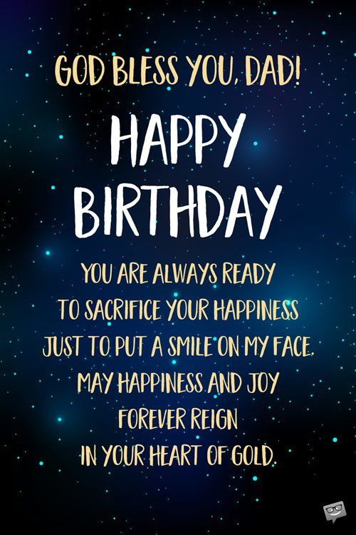 Papa Quotes: Birthday Prayers For Father