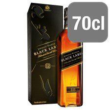 Johnnie Walker Black Label Whisky 70Cl - Groceries - Tesco Groceries