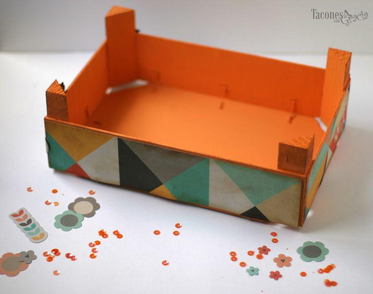 Tacones con Gracia: Caja de fresas alterada