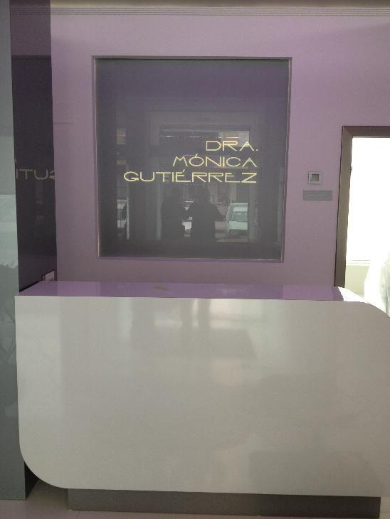 clínica dental mónica gutiérrez - proyectos realizados - Rodrigo Viloria - Arquitecto Tecnico - Aparejador - Ingeniero Edificacion - Miranda de Ebro
