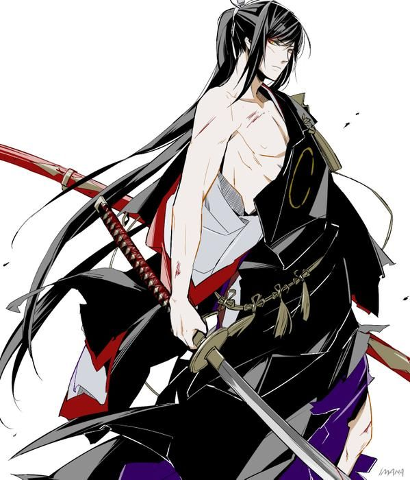 38 Best Blanca And Mikhail Images On Pinterest Touken